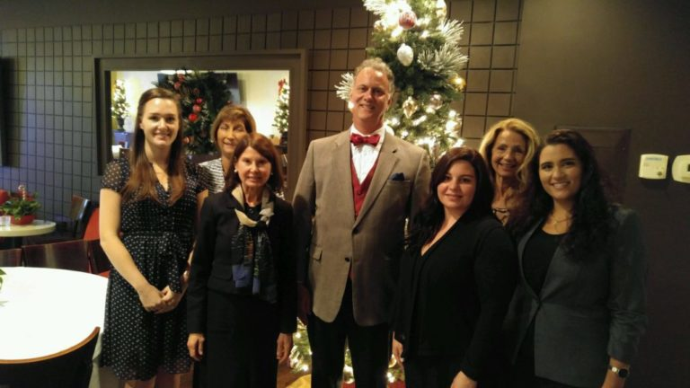 coleman law christmas event