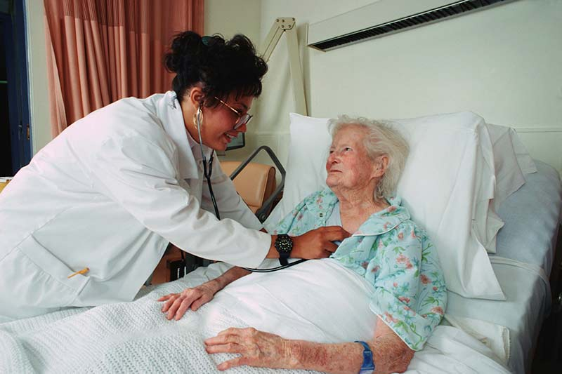 health care for seniors