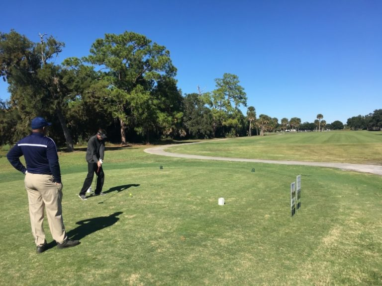 coleman law golf event